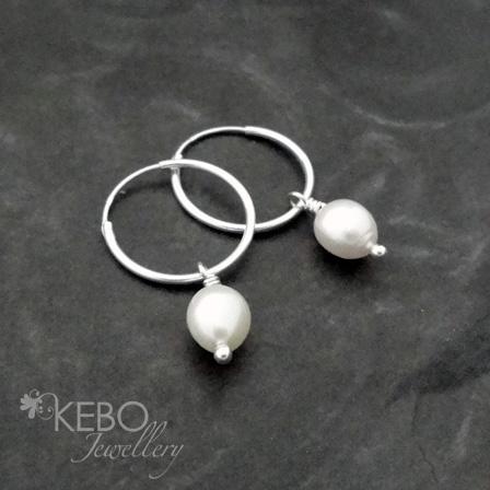 Eternal Earrings - Made To Order