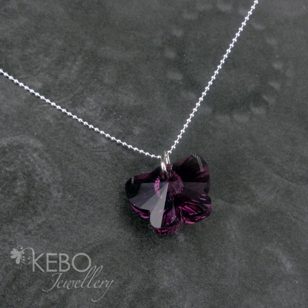 Flutter Necklace - Made to Order