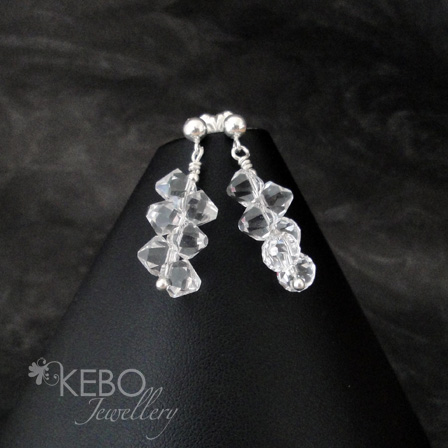 Icicle Earrings - Made To Order