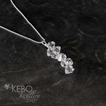 Icicle Pendant & Chain - Made To Order