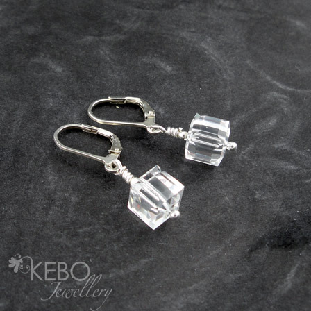 Love Squared Earrings - Made To Order