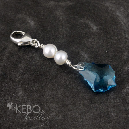 Something Blue Baroque - Made to Order
